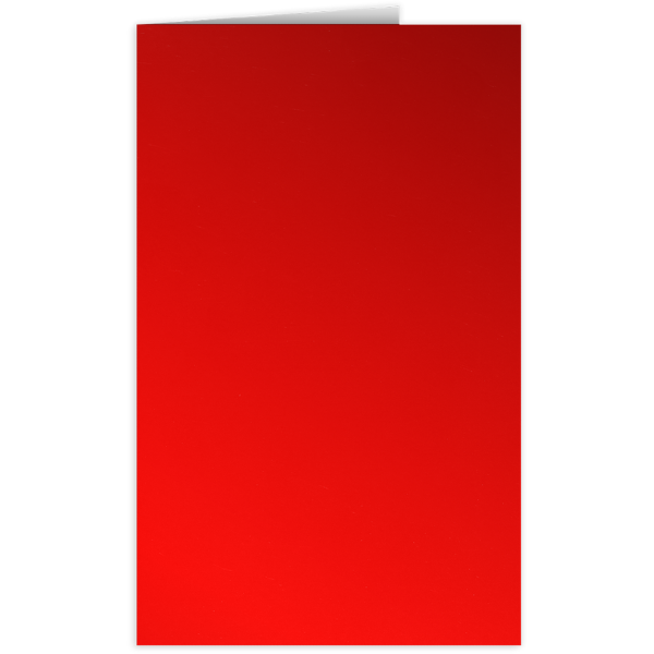 Legal Size Folders Cherry Red