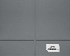 9 x 14 1/2 Legal Size Folders Sterling Gray Linen