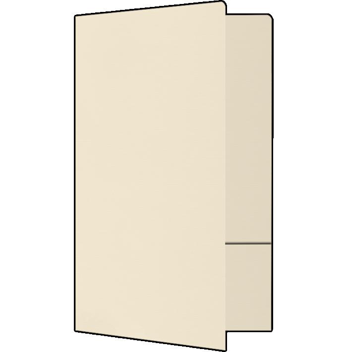 9 x 14 1/2 Legal Size Folders Natural Linen