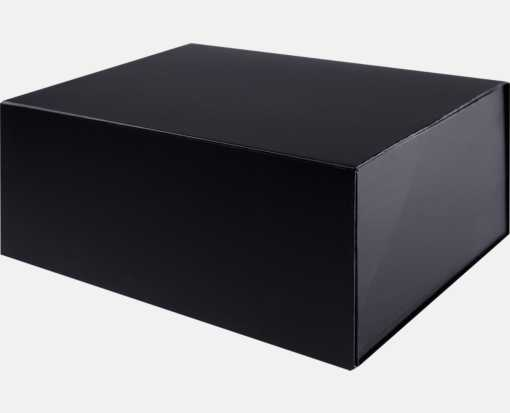 Large Gift Boxes w/ Magnet Black