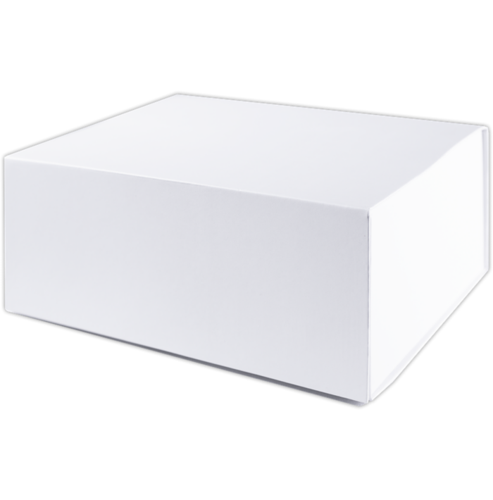 Large Gift Boxes w/ Magnet White
