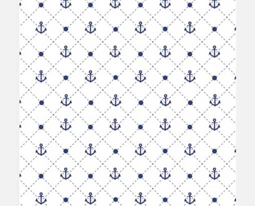 A7 Drop-In Envelope Liners (6 15/16 x 6 5/8) Anchors Aweigh!