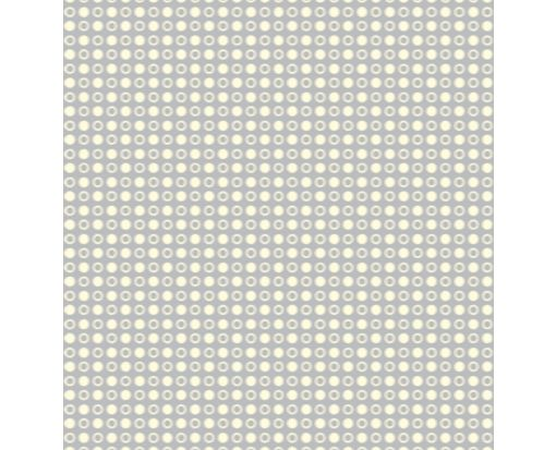 A7 Drop-In Envelope Liners (6 15/16 x 6 5/8) Gray Circles
