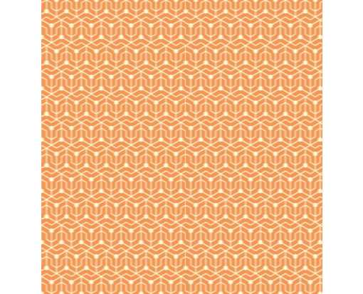 A7 Drop-In Envelope Liners (6 15/16 x 6 5/8) Orange Grid