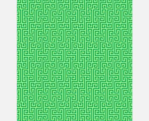 A7 Drop-In Envelope Liners (6 15/16 x 6 5/8) Green Labrinyth