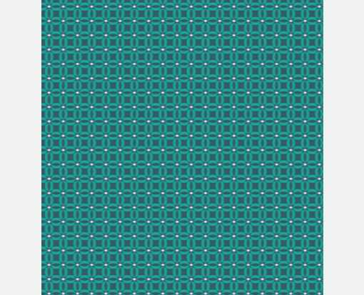 A7 Drop-In Envelope Liners (6 15/16 x 6 5/8) Green Circles