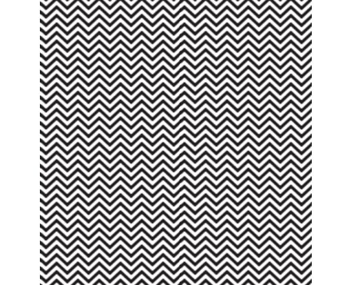 A7 Drop-In Envelope Liners (6 15/16 x 6 5/8) Black Chevron