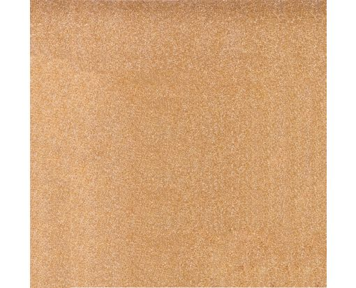 A7 Drop-In Envelope Liners (6 15/16 x 6 5/8) Rose Gold Sparkle