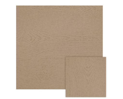 A7 Drop-In Envelope Liners (6 15/16 x 6 5/8) Oak Woodgrain