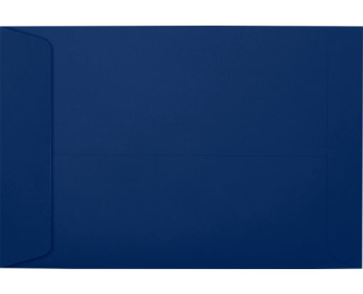 6 x 9 Open End Envelopes Navy