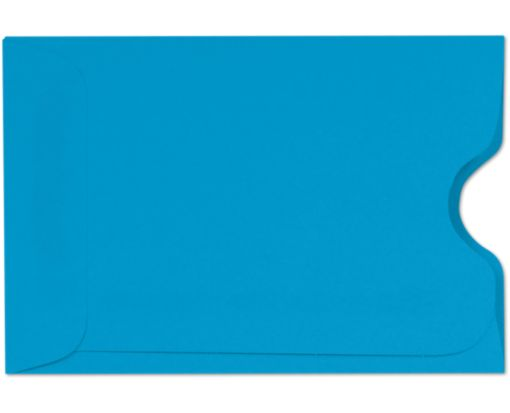 Credit Card Sleeve (2 3/8 x 3 1/2) Pool