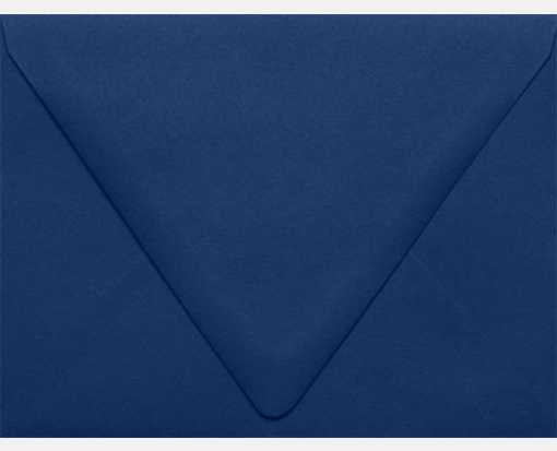 A2 Contour Flap Envelopes (4 3/8 x 5 3/4) Navy