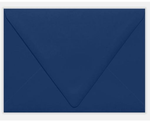A7 Contour Flap Envelopes (5 1/4 x 7 1/4) Navy