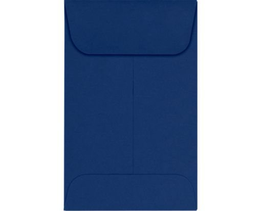 #1 Coin Envelopes (2 1/4 x 3 1/2) Navy