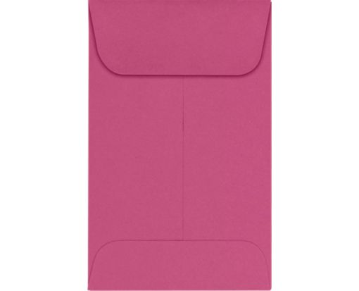 #1 Coin Envelopes (2 1/4 x 3 1/2) Magenta