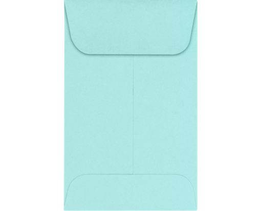 #1 Coin Envelopes (2 1/4 x 3 1/2) Seafoam
