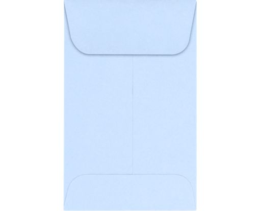 #1 Coin Envelopes (2 1/4 x 3 1/2) Baby Blue