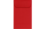 #1 Coin Envelopes Ruby Red