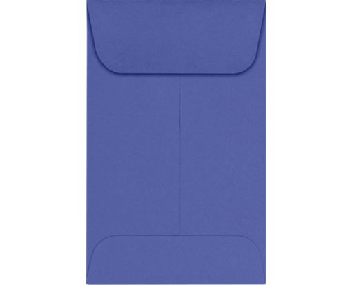 #1 Coin Envelopes (2 1/4 x 3 1/2) Boardwalk Blue