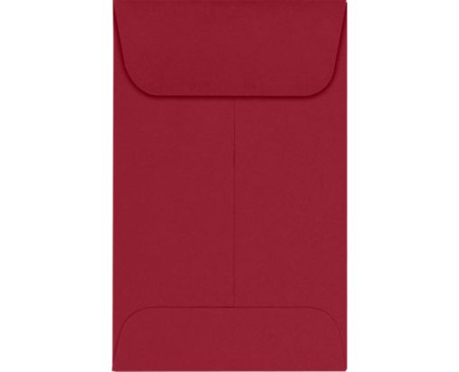 #1 Coin Envelopes (2 1/4 x 3 1/2) Garnet