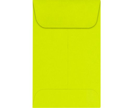 #1 Coin Envelopes (2 1/4 x 3 1/2) Wasabi