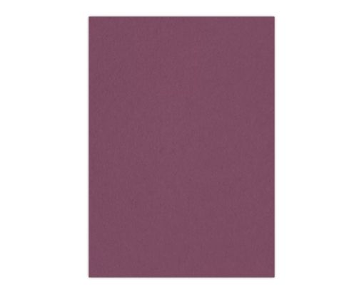A7 (4 1/4 x 6 1/4) Layer Card Vintage Plum