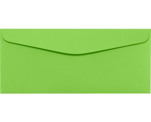 #10 Regular Envelopes (4 1/8 x 9 1/2) Limelight