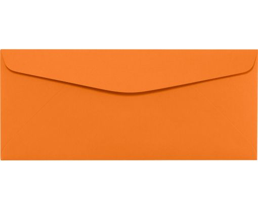 #10 Regular Envelopes (4 1/8 x 9 1/2) Mandarin
