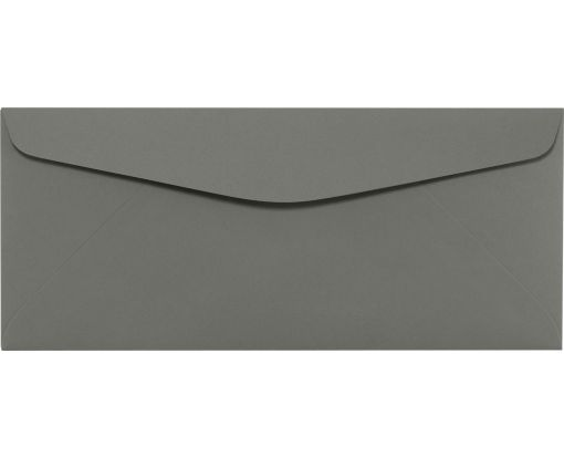 #10 Regular Envelopes (4 1/8 x 9 1/2) Smoke