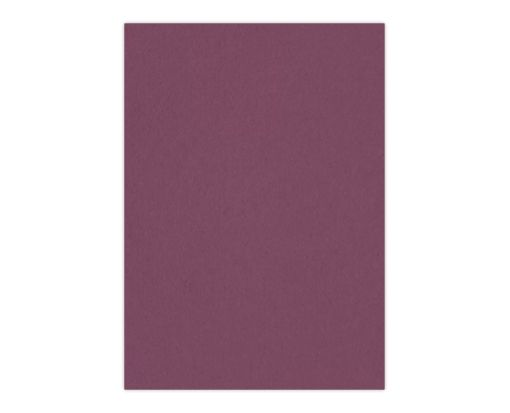 A7 (4 3/4 x 6 3/4) Base Layer Card Vintage Plum