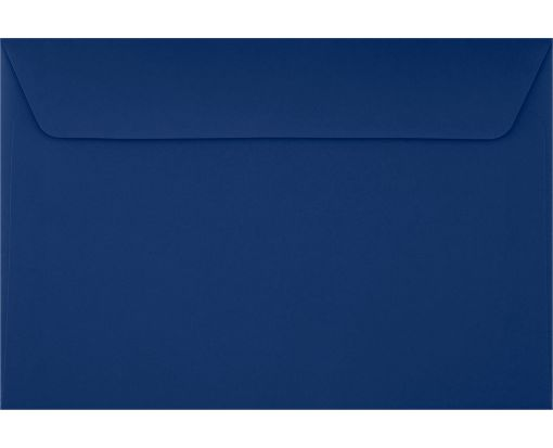 6 x 9 Booklet Envelopes Navy