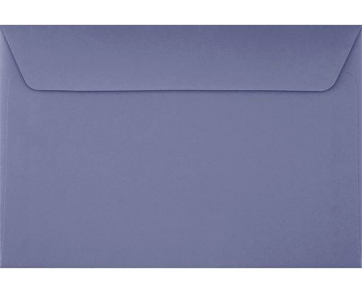6 x 9 Booklet Envelopes Wisteria