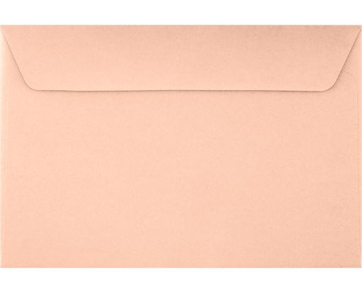 6 x 9 Booklet Envelopes Blush