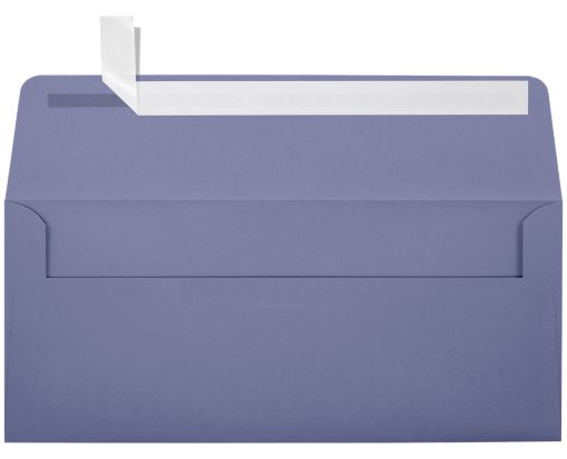 #10 Square Flap Invitation Envelopes (4 1/8 x 9 1/2) Wisteria