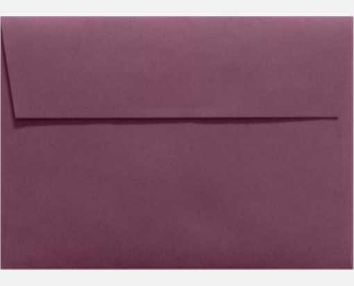 A1 Invitation Envelopes (3 5/8 x 5 1/8) Vintage Plum