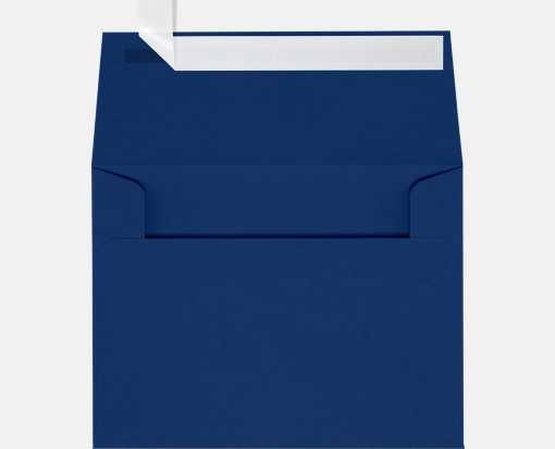A2 Invitation Envelopes (4 3/8 x 5 3/4) Navy
