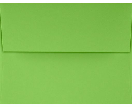 A4 Invitation Envelopes (4 1/4 x 6 1/4) Limelight