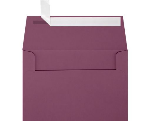 A4 Invitation Envelopes (4 1/4 x 6 1/4) Vintage Plum