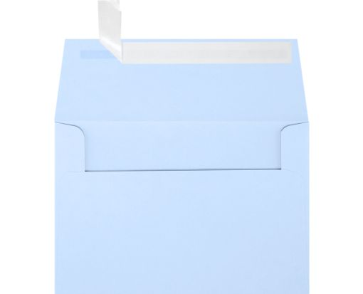 A4 Invitation Envelopes (4 1/4 x 6 1/4) Baby Blue
