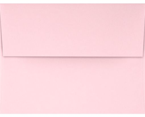 A4 Invitation Envelopes (4 1/4 x 6 1/4) Candy Pink