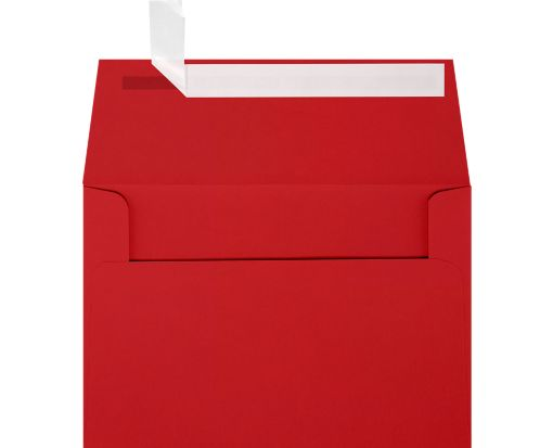 A4 Invitation Envelopes (4 1/4 x 6 1/4) Ruby Red