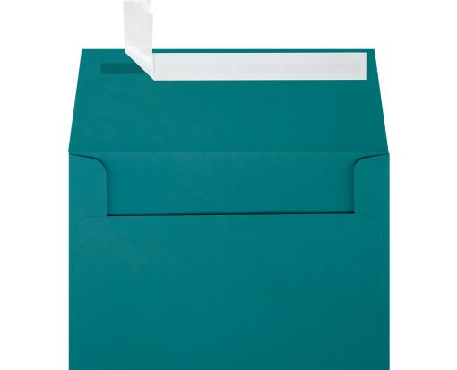 A4 Invitation Envelopes (4 1/4 x 6 1/4) Teal