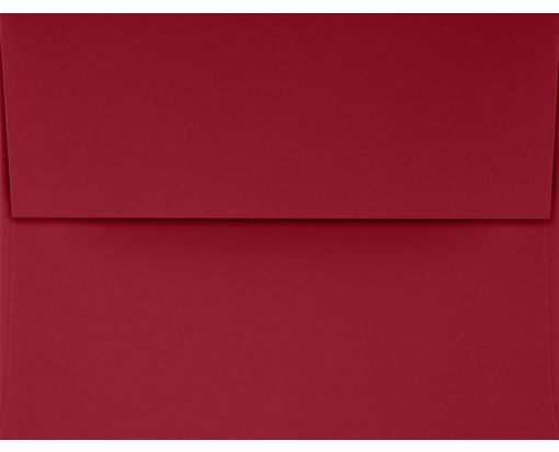 A4 Invitation Envelopes (4 1/4 x 6 1/4) Garnet