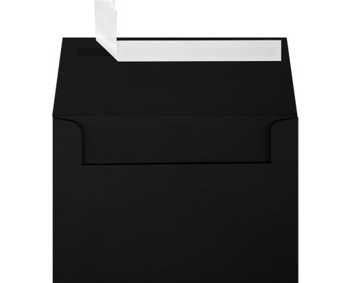 A4 Invitation Envelopes (4 1/4 x 6 1/4) Midnight Black