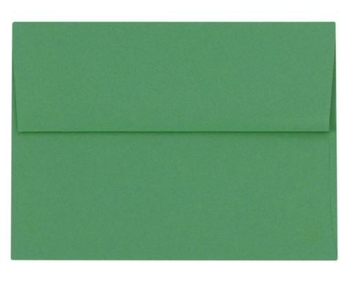 A4 Invitation Envelopes (4 1/4 x 6 1/4) Holiday Green