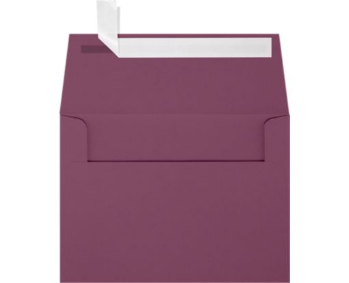 A6 Invitation Envelopes (4 3/4 x 6 1/2) Vintage Plum