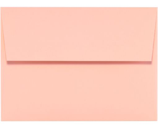A6 Invitation Envelopes (4 3/4 x 6 1/2) Blush