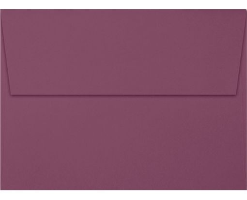 A7 Invitation Envelopes (5 1/4 x 7 1/4) Vintage Plum
