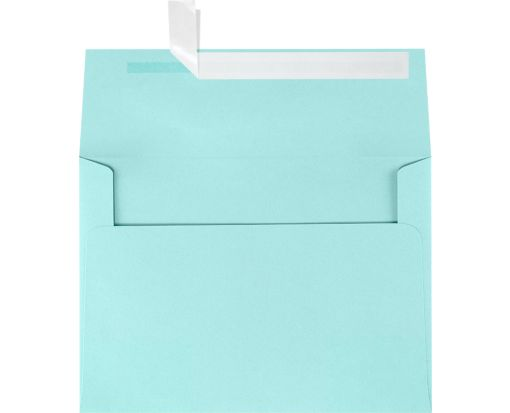 A7 Invitation Envelopes (5 1/4 x 7 1/4) Seafoam