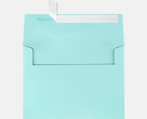 Seafoam Blue A7 Envelopes | Square Flap | (5 1/4 x 7 1/4 ...